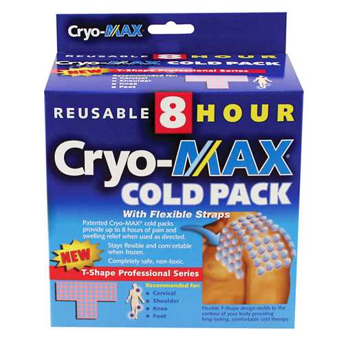 CryoMax Cold Pack - Pro